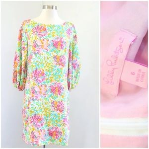 Lilly Pulitzer Cindy Shift Dress Little Lilet